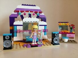 Lego Friends Rehearsal Stage #41003