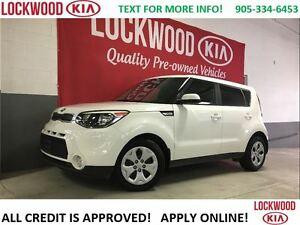 2016 Kia Soul LX BLUETOOTH, KEYLESS ENTRY, A/C