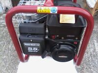 briggs and stratton 2600 watts generator