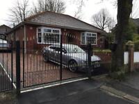 Large, detached bungalow to let