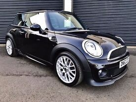 2013 MINI COOPER D 1.6 DIESEL JCW BODY KIT NOT DS3 DS4 VW GOLF POLO SEAT LEON