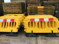 Chapter eight barriers used condition ...£15 each
