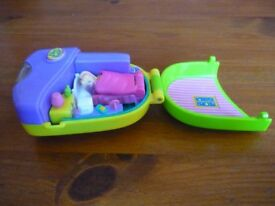 Polly Pocket Vintage 1998 Flashlight Fun