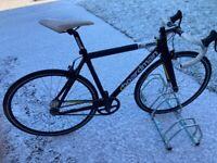 Boardman TK/PRO single speed road bike