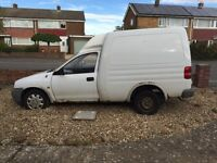 Vauxhall combo spares