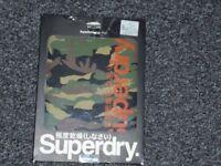 "SUPERDRY IPAD CASE 10"""