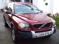 Volvo XC90 D5 Auto (NOW REDUCED!) Cheap Tax!