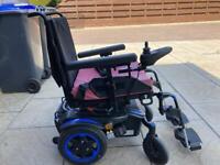 Sunrise Medical Q100R Electric Wheelchair