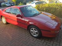 TOYOTA MR2 - FULL SERVICE HISTORY, IMMACULATE CONDITION, GARAGE STORED...NO RUST