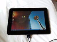 4 X Dell T02G001 Latitude ST 32GB, Wi-Fi, 10.1in - Black - Win 7 PRO - Good condition
