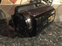 Sony Xr200 Handycam With Nightshot For Ghost Hunting