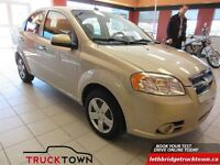 2011 Chevrolet Aveo PAYMENTS AS LOW AS 79.00 B/W
