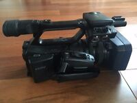 Sony Z7 camcorder with MRC-1 CF recorder. Low drum hours