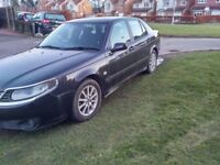 SAAB 9-5 2.0T SE FULL SAAB SERVICE HISTORY GREAT CONDITION MOT FEB 2019 SWAP PART EXCHANGE WELCOME