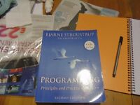 Programming: Principles and Practice Using C++ Second Edition