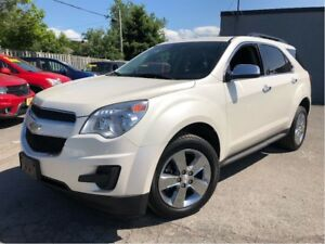 2014 Chevrolet Equinox 1LT MOONROOF CHROME MAGS BACK UP CAMERA