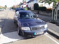 1.9 TDI Audi A6 (2002) In really good condition
