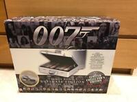 James Bond limited edition DVD collection