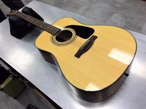 Guitare acoustique FENDER CD60 + étui rigide Fender  ***État Neuf*** #F025142