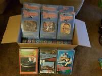 Thunderbird Videos complete set 1 - 16 plus5 extra