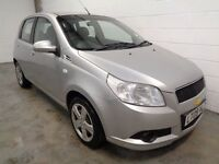 CHEVROLET AVEO 1.2 2009/09, LOW MILES, YEARS MOT+ HISTORY, STUNNING LITTLE CAR, WARRANTY