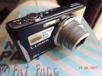 panasonic lumix FS35 digital camera black