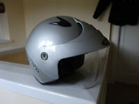 Motorbike helmet . Takachi