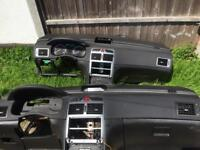 LHD dashboard left hand drive dashboard for Peugeot 307 CC