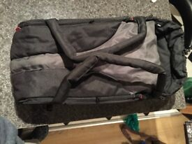Bag for baby bought in John Lewis as new only 15!!!!