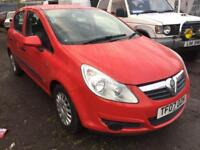 2007 vauxhal corsa 1.2 life full spec low mls long mot 2 owner hpi clear car superb condition wow