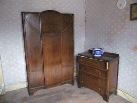 Vintage Bedroom Furnature Set