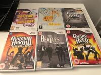 Nintendo Wii Music Bundle