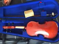Violin - Stentor 1/4 in good condition