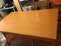 Lovely solid Dining Table £25