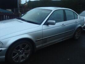 2001 BMW 320 I SE 2.2 petrol