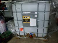 1000lt IBC tank