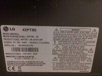 """LG 42"""" TV model 42pt85"""