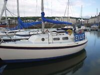 WESTERLY CIRRUS 22FT SAILING YACHT