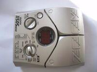 Zoom 505 II electric guitar processor/ stompbox/pedal - Japan
