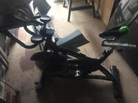 Gymaster magnetic bike