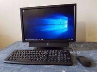 """Dell Optiplex 780 Compact PC, Intel Dual Core E5800, 4GB RAM, 320GB HDD, Windows 10, 19"""" Monitor"""