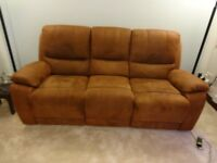 Westchester Sofa, Chair and Footstool for Sale