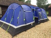 Kalahari 8 hi gear tent