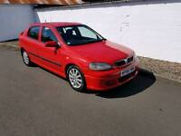 Vauxhall Astra sxi 16v 2004 low miles excellent condition ,years mot