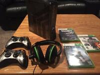 Xbox 360 Call Of Duty Mw3 Limited Edition