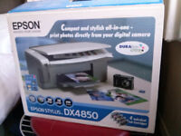 Epson printer / scanner NEW in BOX £20