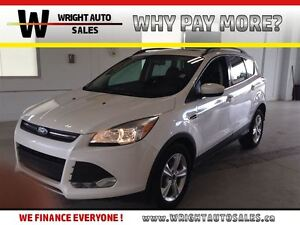 2014 Ford Escape SE|NAVIGATION|SUNROOF|LEATHER|69,661 KMS
