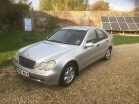 Mercedes C220 CD1 Auto Stunning Condition Full Mercedes Service History !!