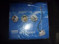 HEAVY DUTY T -2000 CLOTHES STEAMER ( NEW)