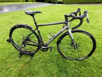 VITUS ZENIUM DISC FULL CARBON ROAD BIKE PURCHASED END 2020 LIMITED USE FULLY SERVICED